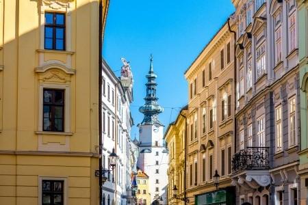 Adventní Bratislava - Autobusem