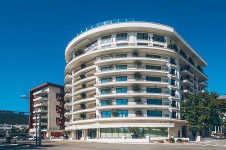 Slavija Budva - Černá Hora - zájezdy - luxusní dovolená