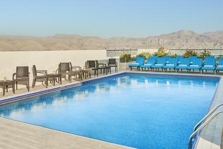 Doubletree By Hilton Hotel Ras Al Khaimah - Spojené arabské emiráty - od Invia