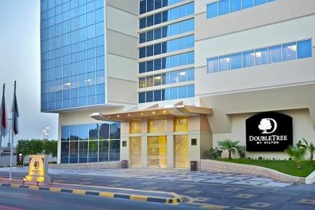 Spojené arabské emiráty Ras Al Khaimah Doubletree By Hilton Hotel Ras Al Khaimah 8 dňový pobyt Polpenzia Letecky Letisko: Praha september 2021 ( 3/09/21-10/09/21)