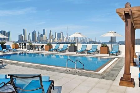 Hilton Garden Inn Dubai Al Mina - Spojené arabské emiráty na podzim - levně