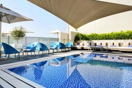 Novotel Bur Dubai - Spojené arabské emiráty na podzim - levně