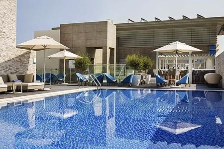 Spojené arabské emiráty Dubaj Novotel Bur Dubai 10 dňový pobyt Polpenzia Letecky Letisko: Praha august 2021 ( 9/08/21-18/08/21)