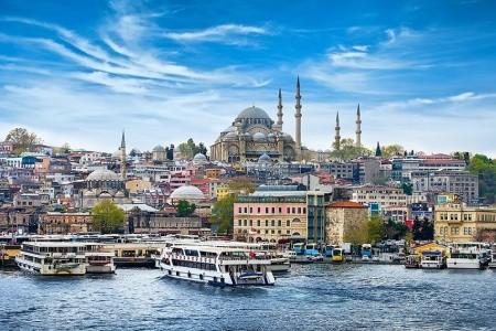 PERLY ISTANBULU+KRÁSY KAPPADOKIE A TURECKÉ RIVIÉRY - Poznávací zájezdy