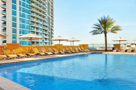 Ramada Hotel & Suites By Wyndham Jbr - Spojené arabské emiráty na podzim - levně