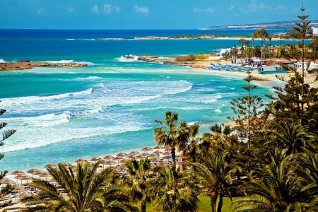Relax na plážích Kypru + JÍZDA DŽÍPY + RUČNÍ VÝROBA SÝRU HAL - v květnu