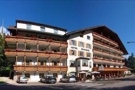 Dolomiti - Val di Fassa 2021   Dovolená Val di Fassa 2021