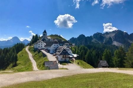 Rifugio Al Santuario (Monte Lussari) - Tarvisio 2021 | Dovolená Tarvisio 2021