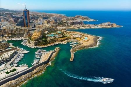 Jazykový kurz angličtiny na Maltě