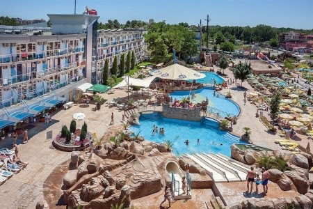 Nejlevnější Obzor - hotely - Bulharsko