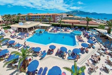 Hotel Azure Resort, Hotel Poseidon - Pro seniory