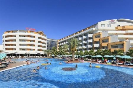 Hotel My Home Resort, Hotel Trendy Aspendos - v září