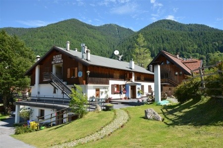 Penzion Pace Alpina (Ravascletto/Zoncolan) - Alpy