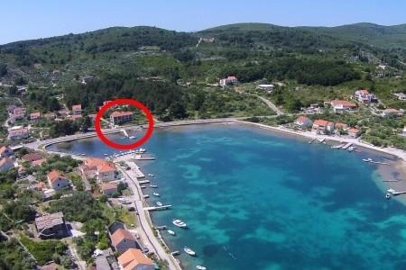 Ubytování Lumbarda (Korčula) - 4385 - Hotel