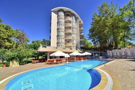 27498830 - Turecko, Alanya letecky z Ostravy do skvělého 4* hotelu s all inclusive za 13790 Kč