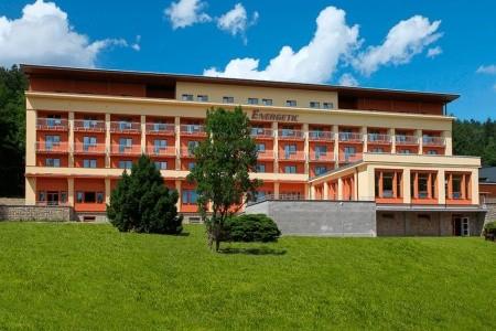 Wellness Hotel Energetic (Rožnov Pod Radhošťem) Snídaně