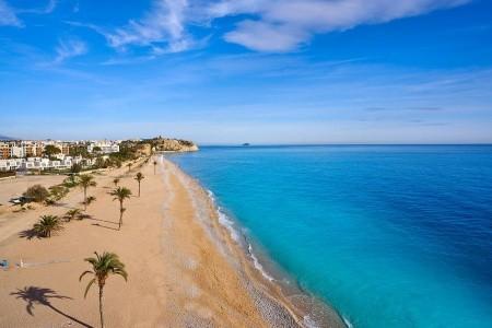 Relax Na Plážích Alicante + Výletní Plavba Na Ostrov Tabarca (Letecky Z Pardubic