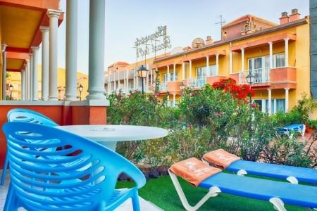 Kanárske ostrovy Tenerife Coral Compostela Beach 8 dňový pobyt Polpenzia Letecky Letisko: Viedeň august 2021 (15/08/21-22/08/21)