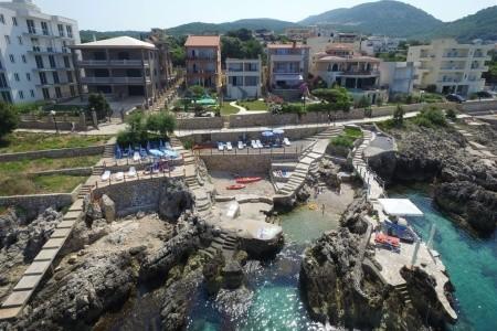 Apartmány Posejdon - Last Minute Černá Hora