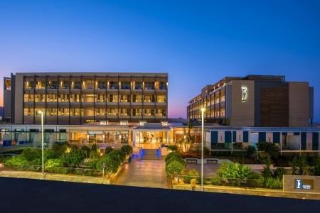 Grécko Kréta I-Resort Beach Hotel & Spa (Ex.aktia Lounge) 10 dňový pobyt Polpenzia Letecky Letisko: Praha august 2021 ( 5/08/21-14/08/21)