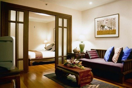 The Siam Heritage Boutique Suites - Bangkok 2021 - od Invia - Thajsko
