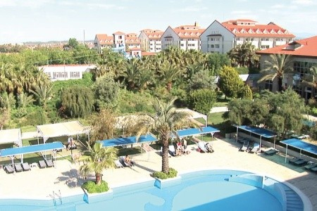 Turecko Side Süral Resort 12 dňový pobyt All Inclusive Letecky Letisko: Budapešť august 2021 (20/08/21-31/08/21)