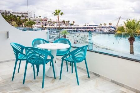 Kanárske ostrovy Tenerife Hovima La Pinta Beachfront Family 5 dňový pobyt Polpenzia Letecky Letisko: Budapešť júl 2021 (27/07/21-31/07/21)