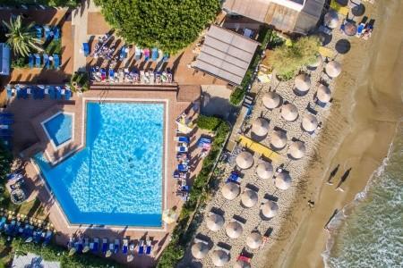 Zephyros Beach - Kréta - Řecko