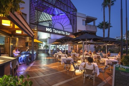 Kanárske ostrovy Tenerife Hg Tenerife Sur 8 dňový pobyt Polpenzia Letecky Letisko: Viedeň august 2021 (15/08/21-22/08/21)