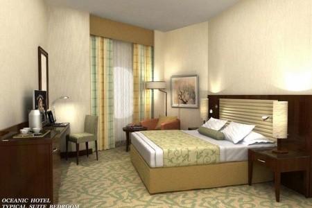 Spojené arabské emiráty Fujairah Oceanic Khorfakkan Resort & Spa 8 dňový pobyt Plná penzia Letecky Letisko: Praha september 2021 (29/09/21- 6/10/21)