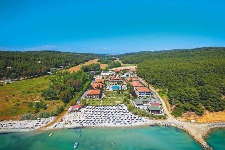 Grécko Chalkidiki Simantro Beach 8 dňový pobyt All Inclusive Letecky Letisko: Bratislava júl 2021 ( 1/07/21- 8/07/21)