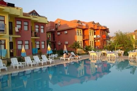 Nazar Garden - Turecko - dovolená