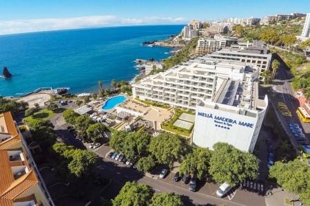 Melia Madeira Mare Resort & Spa - v březnu