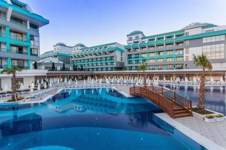 Fly & Drive: Objevte poklady Turecké riviéry!, Hotel Sensitive Premium Resort