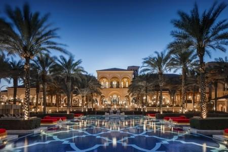 One&Only The Palm - Spojené arabské emiráty s polopenzí