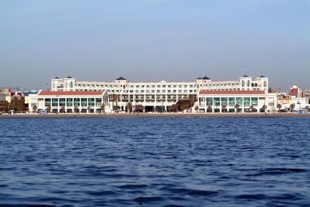 Las Arenas Balneario Resort - Dovolená Valencia 2021