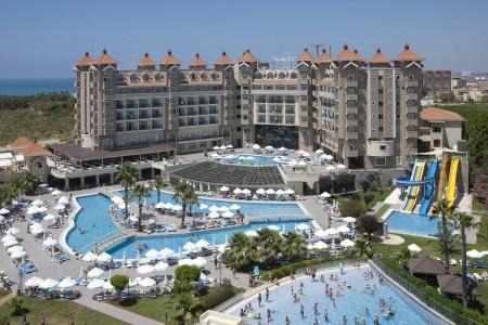 Side Mare Resort & Spa - Turecko letecky z Vídně - slevy