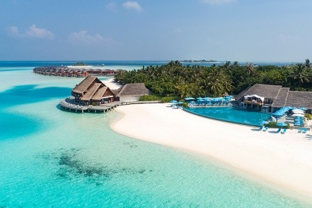 Anantara Dhigu Resort & Spa - Maledivy 2021