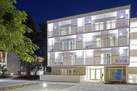 Aminess Port9 Hotel - U moře