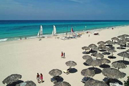 Sol Varadero Beach - Na pláži