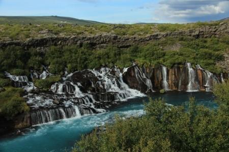 ISLAND – GEJZÍRY, AKTIVNÍ SOPKA A ČERSTVÁ LÁVA