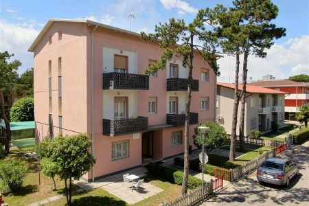 Apartmány Fraschetta (Bibione)