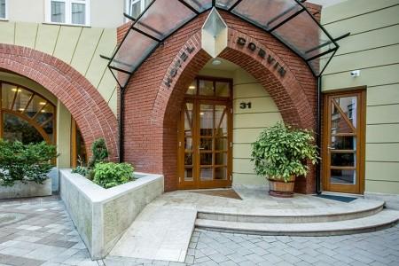 Corvin Hotel Budapest-Sissi Wing - Maďarsko na jaře