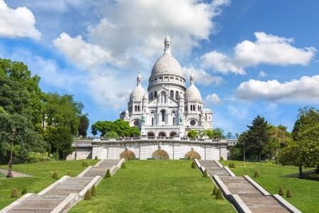Paříž Exclusive 5 Dní - v dubnu