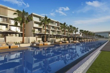 The Oberoi Beach Resort (Al Zorah) - Ajman v únoru - Spojené arabské emiráty