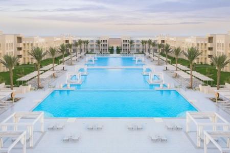 Jaz Aquaviva - Egypt v říjnu