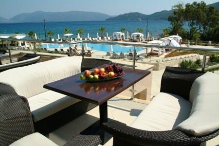 Ionian Emerald Resort - v červenci