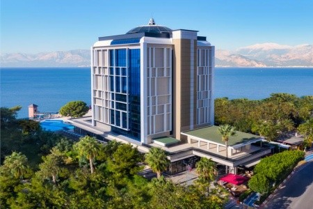 Oz Antalya Resort & Spa