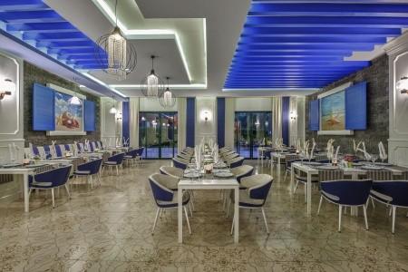 Turecko Turecká riviéra Delphin Deluxe Resort 12 dňový pobyt Ultra All inclusive Letecky Letisko: Praha júl 2021 (29/07/21- 9/08/21)