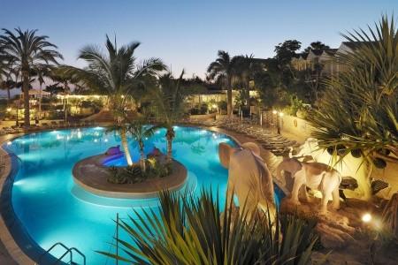 Kanárske ostrovy Tenerife Gran Oasis Resort 8 dňový pobyt Raňajky Letecky Letisko: Viedeň september 2021 (25/09/21- 2/10/21)